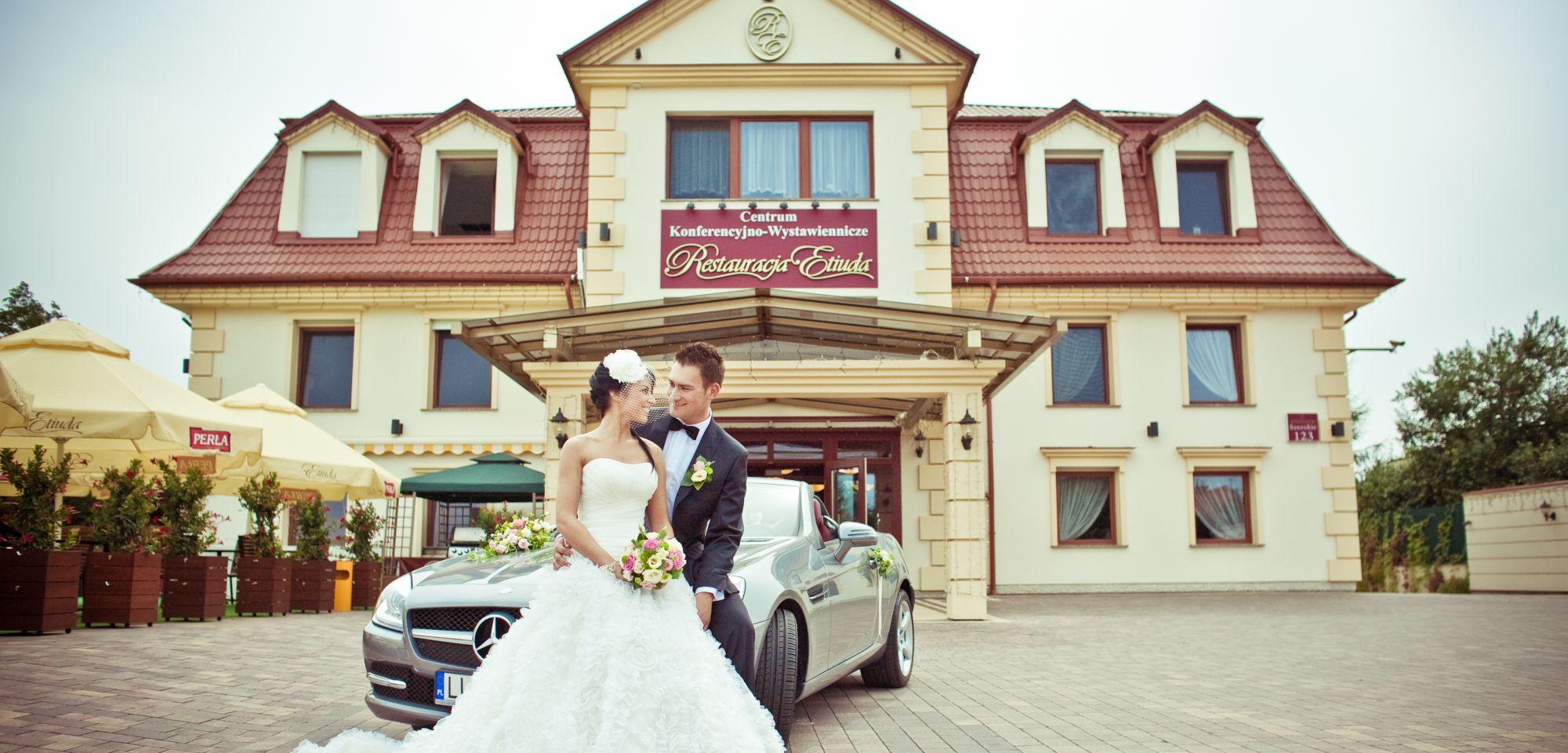 Przyjęcie weselne w Etiudzie